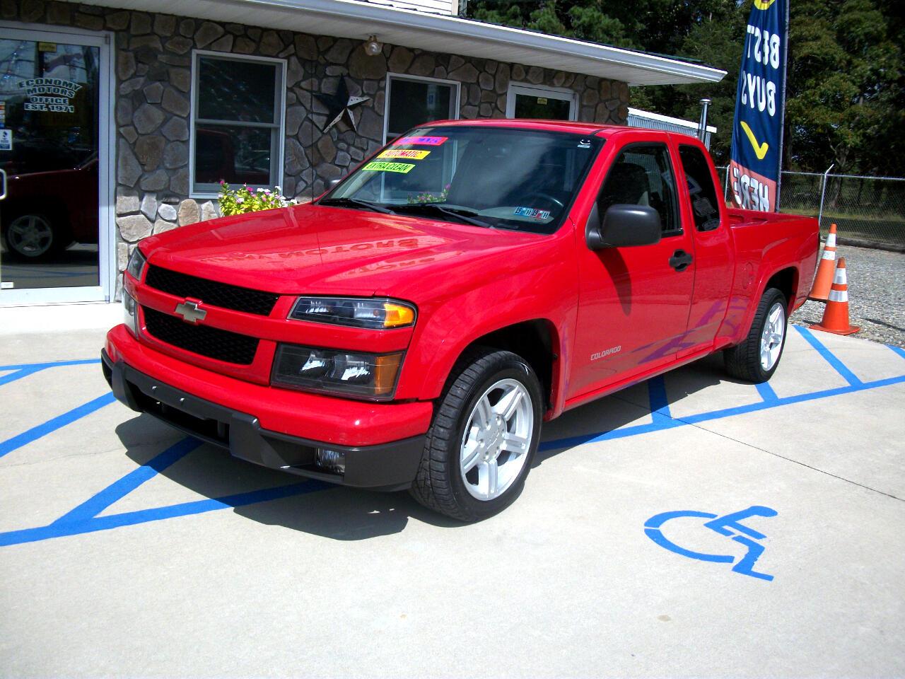 2004 Chevrolet Colorado LS Z71 Ext. Cab 2WD