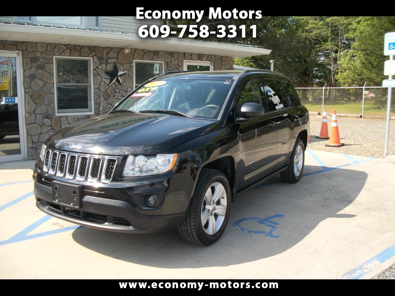 Jeep Compass Sport 4WD 2012