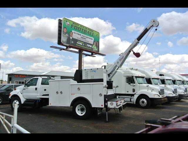 2011 Ford F-750 Regular Cab 2WD DRW