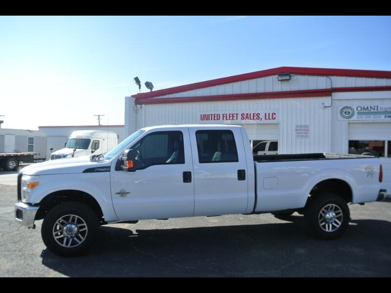 2016 Ford F-250 SD XL Crew Cab Long Bed 4WD