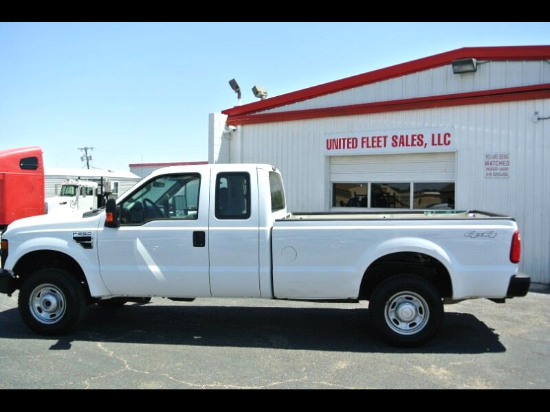 2009 Ford F-250 SD XL SuperCab Long Bed 4WD