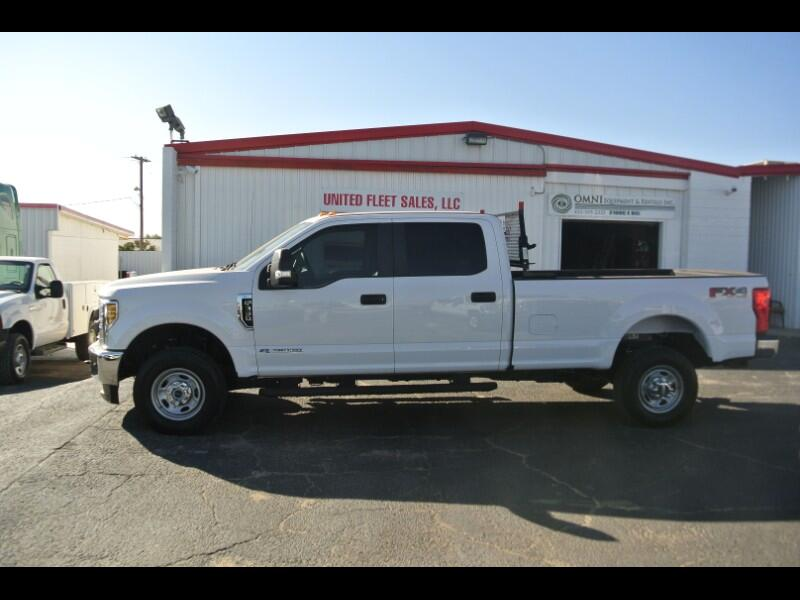 2018 Ford F-350 SD XL Crew Cab Long Bed 4WD