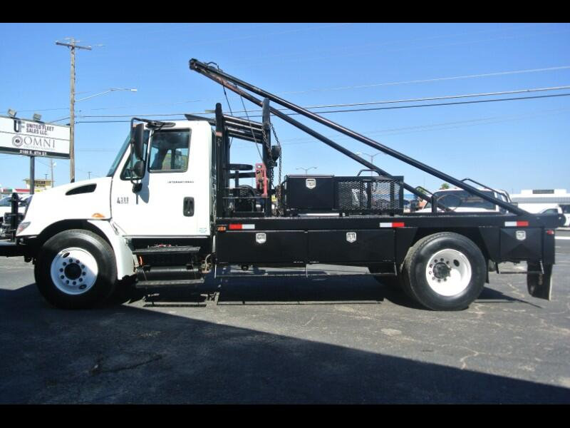 2008 International 4300 roustabout