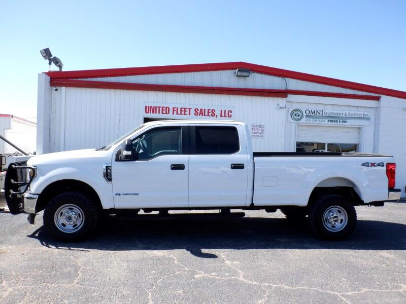 Ford F-250 SD XL Crew Cab Long Bed 4WD 2018