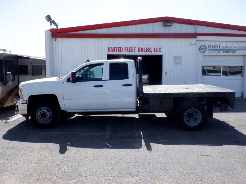 Chevrolet Silverado 3500HD Work Truck Double Cab Long Box 2WD 2015