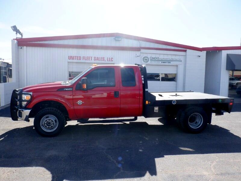 Ford F-350 SD XLT SuperCab Long Bed DRW 4WD 2015