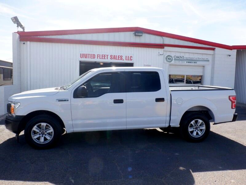 Ford F-150 XL SuperCrew 5.5-ft. Bed 2WD 2019