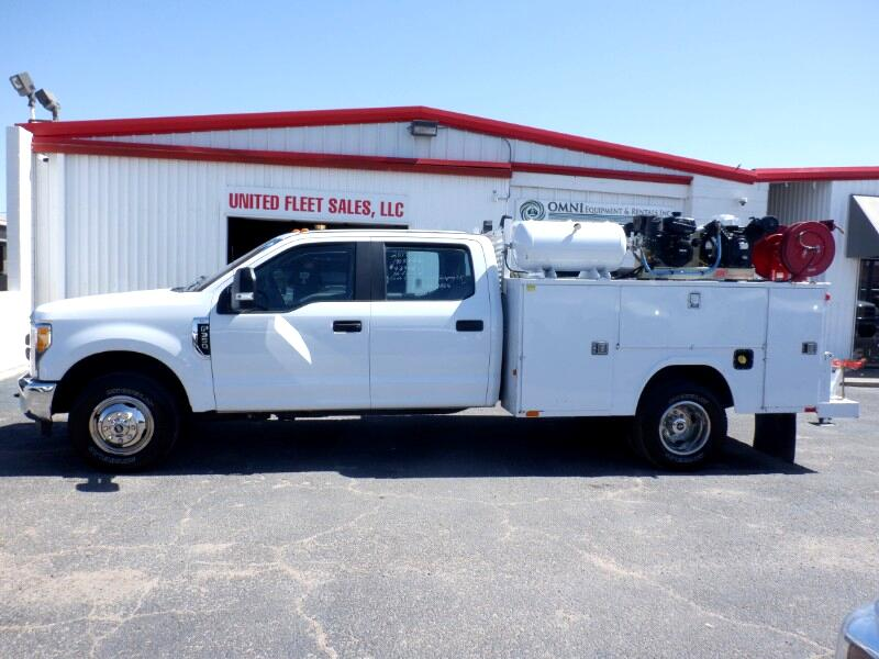 Ford F-350 SD XL Crew Cab Long Bed DRW 2WD 2017
