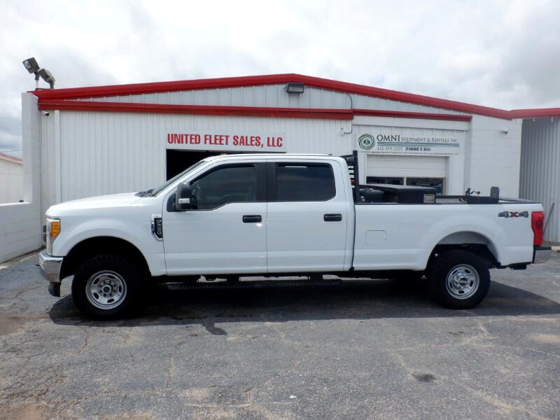 Ford F-250 SD XL Crew Cab Long Bed 4WD 2017