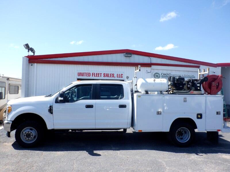 Ford F-350 SD XL Crew Cab Long Bed DRW 4WD 2017