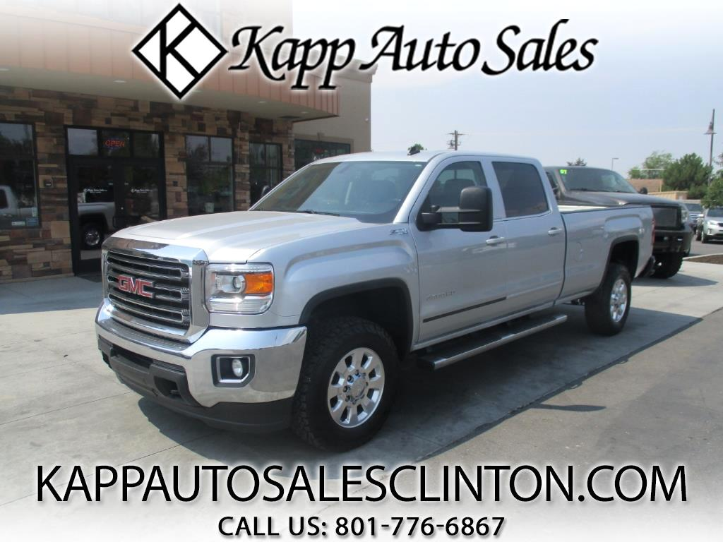 2015 GMC Sierra 3500HD SLE Crew Cab Long Box 4WD