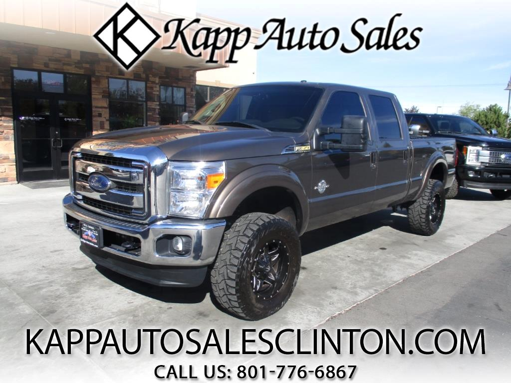2016 Ford F-350 SD 4WD Crew Cab 156