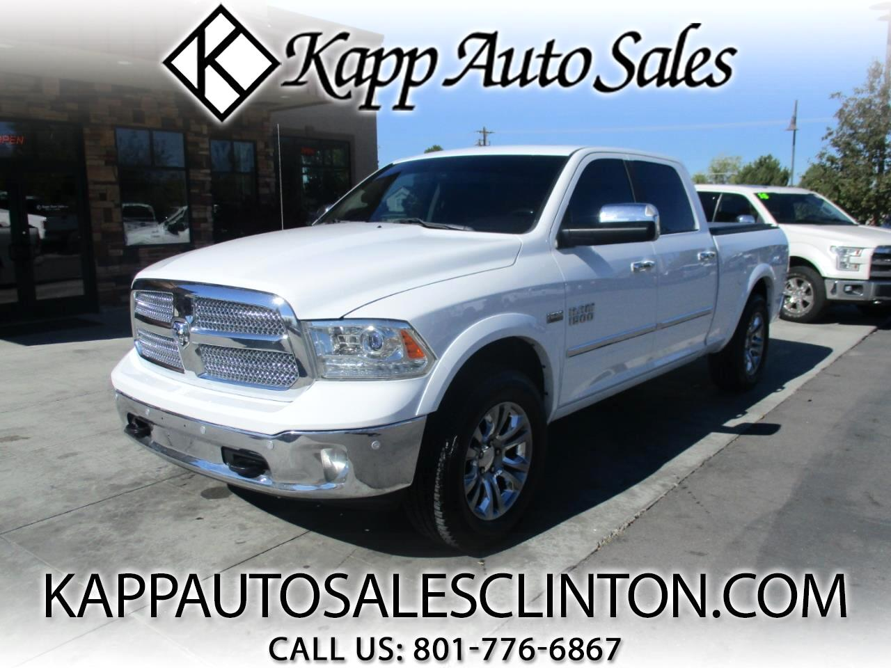 "2015 RAM 1500 4WD Crew Cab 149"" Laramie Limited *Ltd Avail*"