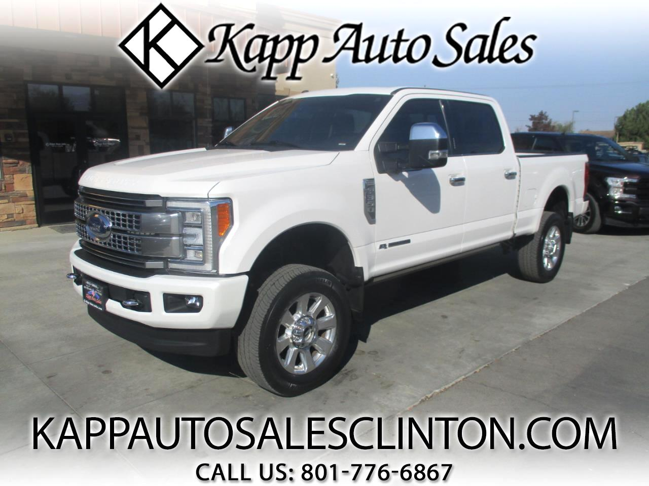 Ford F-350 SD  2018