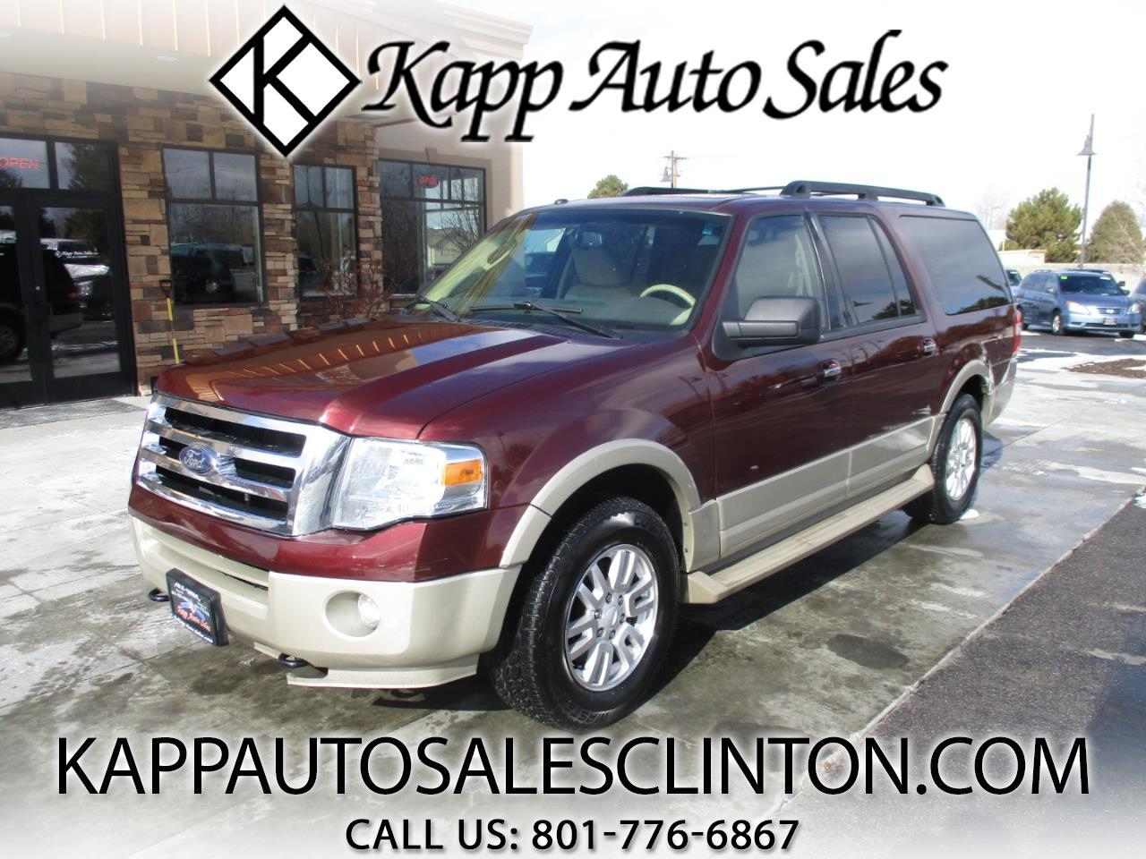 2009 Ford Expedition EL 4WD 4dr Eddie Bauer