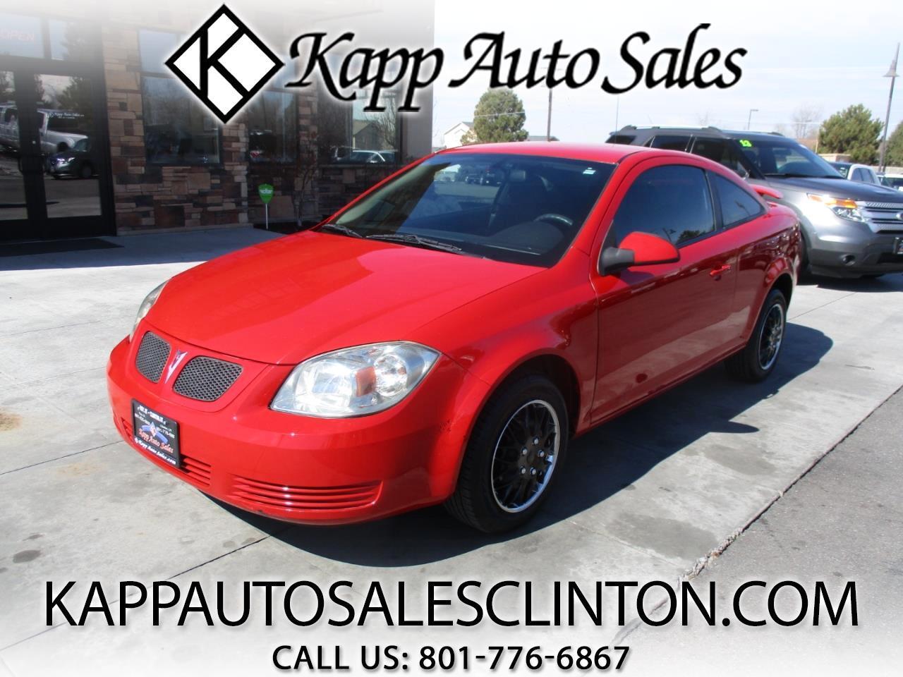 2008 Pontiac G5 2dr Cpe