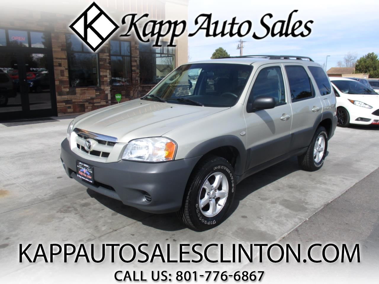 2005 Mazda Tribute 2.3L Man i