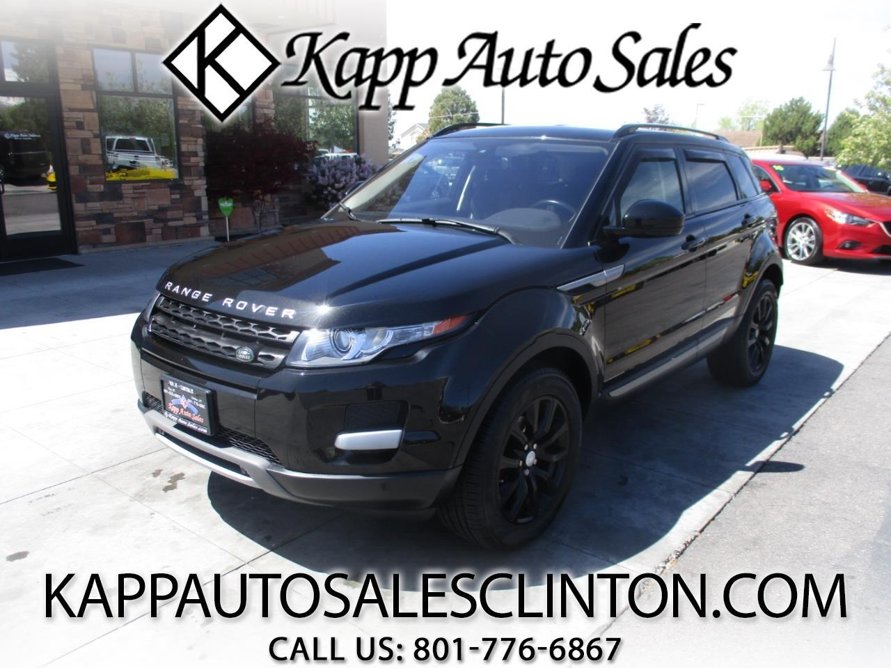 2015 Land Rover Range Rover Evoque 5dr HB Pure