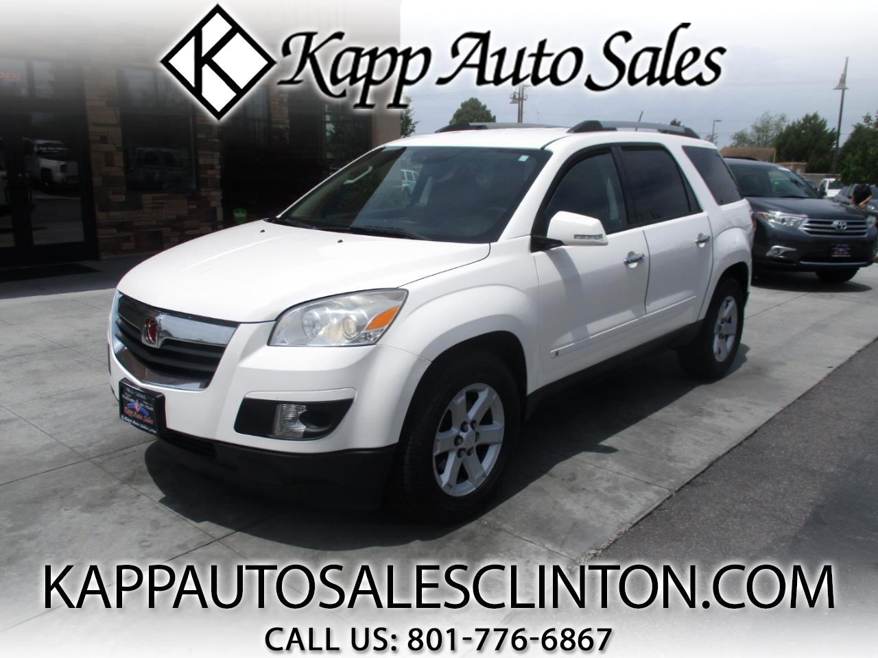2010 Saturn Outlook AWD 4dr XE Premium