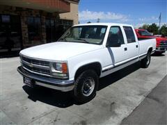 2000 Chevrolet C/K 3500 Crew Cab