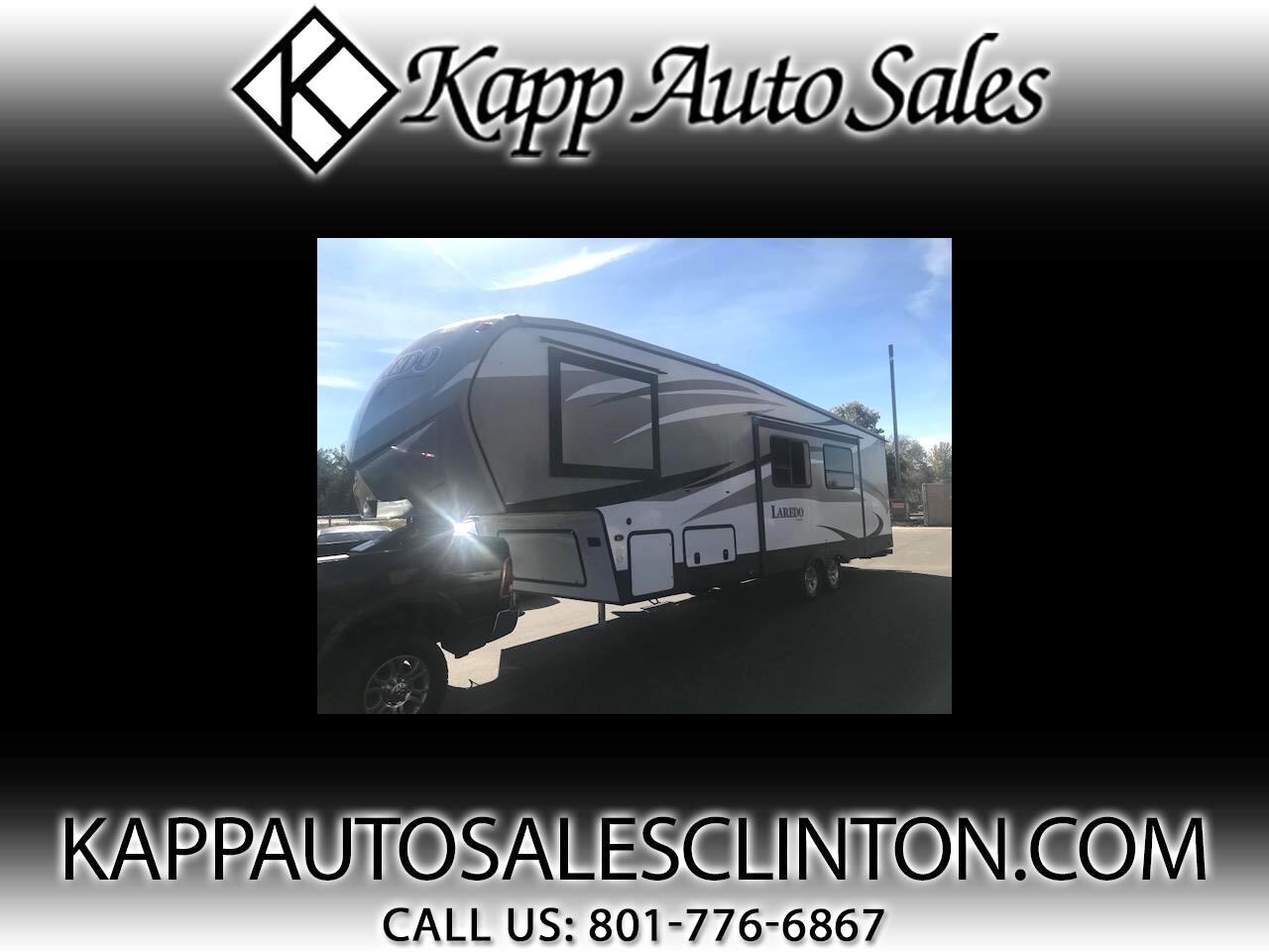 2015 Keystone RV Laredo 293SBH