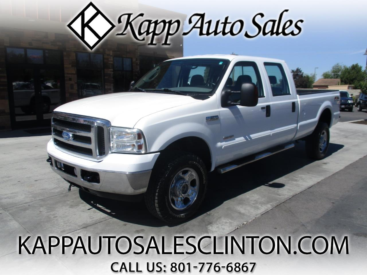 2006 Ford Super Duty F-350 SRW Crew Cab 172