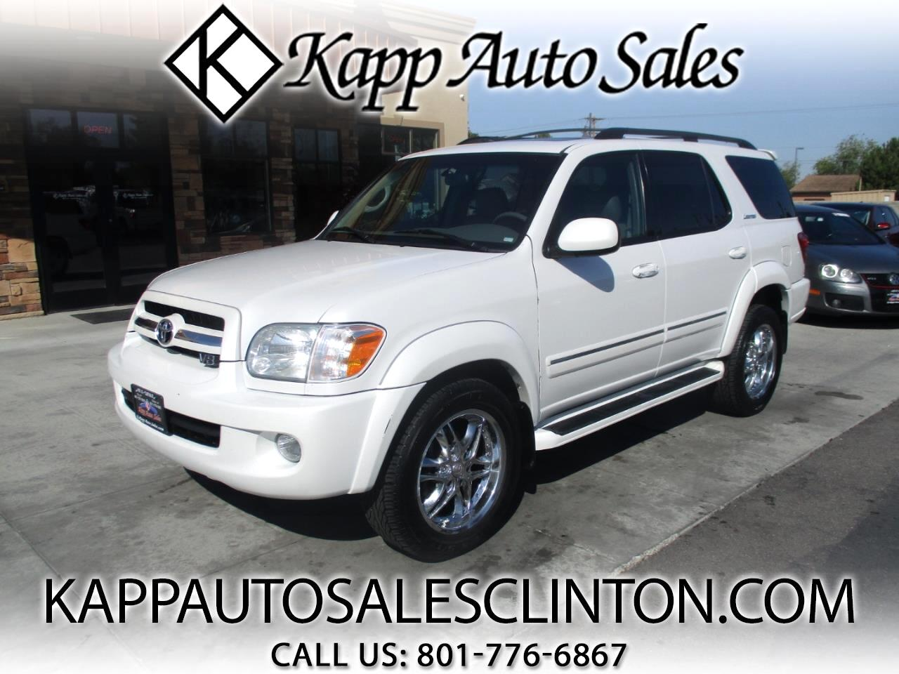 Toyota Sequoia 4dr Limited 4WD (Natl) 2005