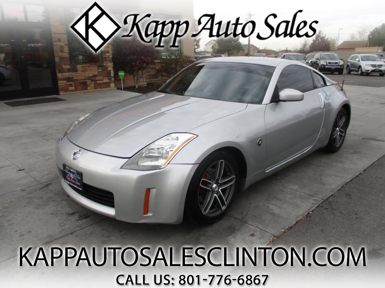 Nissan 350Z 2dr Cpe Touring Auto 2005