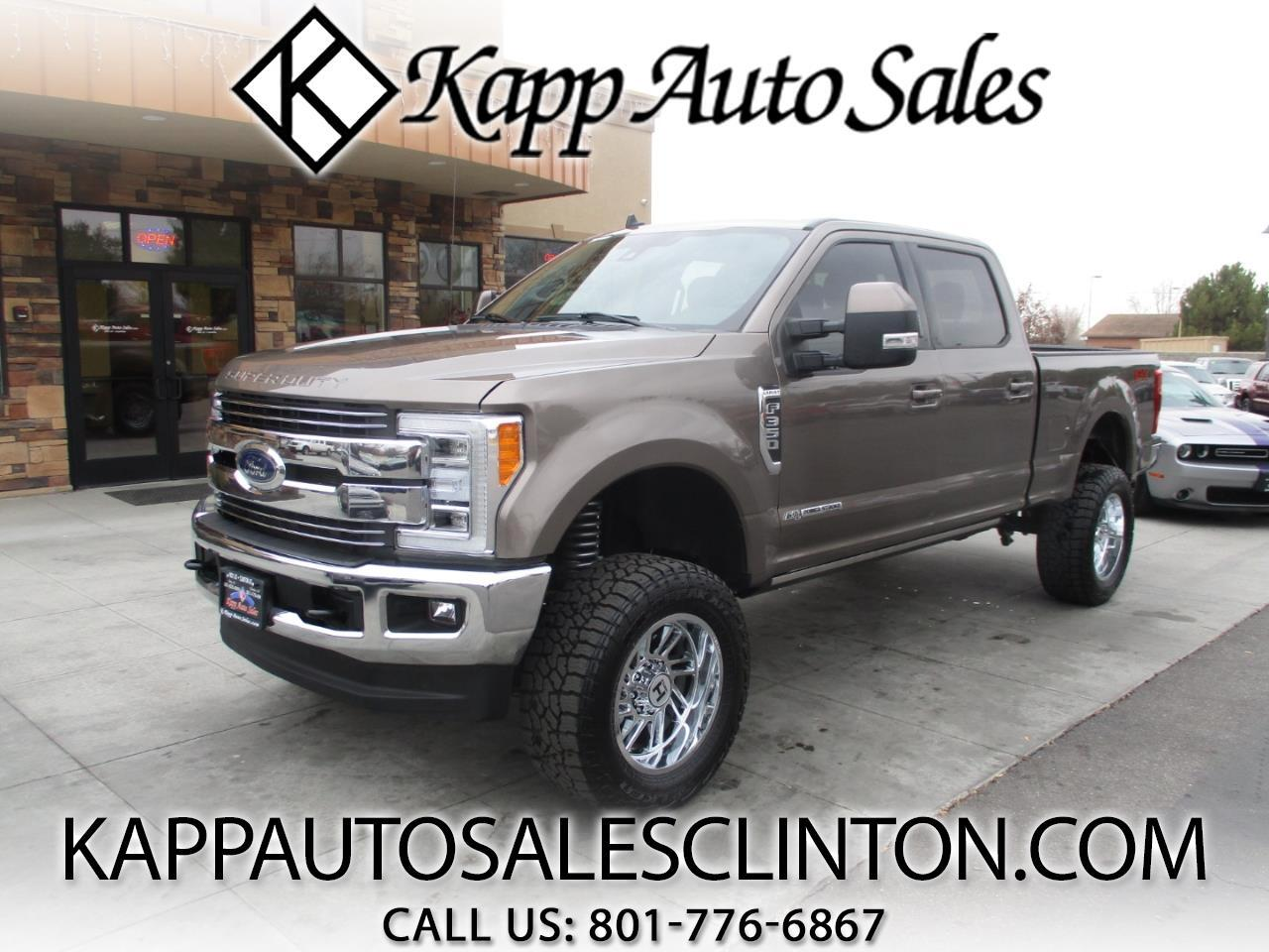 Ford Super Duty F-350 SRW Lariat 4WD Crew Cab 6.75' Box 2019