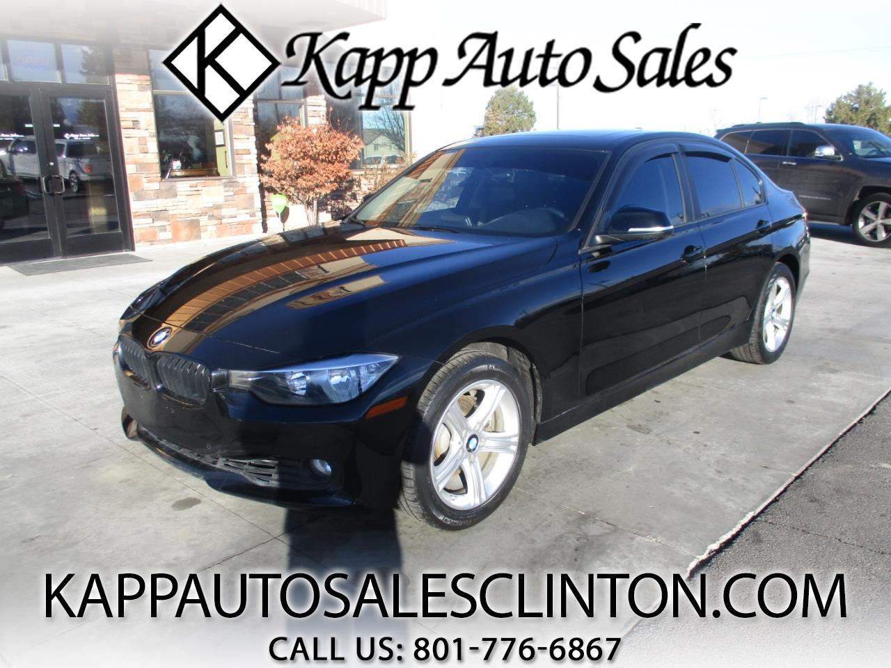 BMW 3 Series 4dr Sdn 328i xDrive AWD 2015
