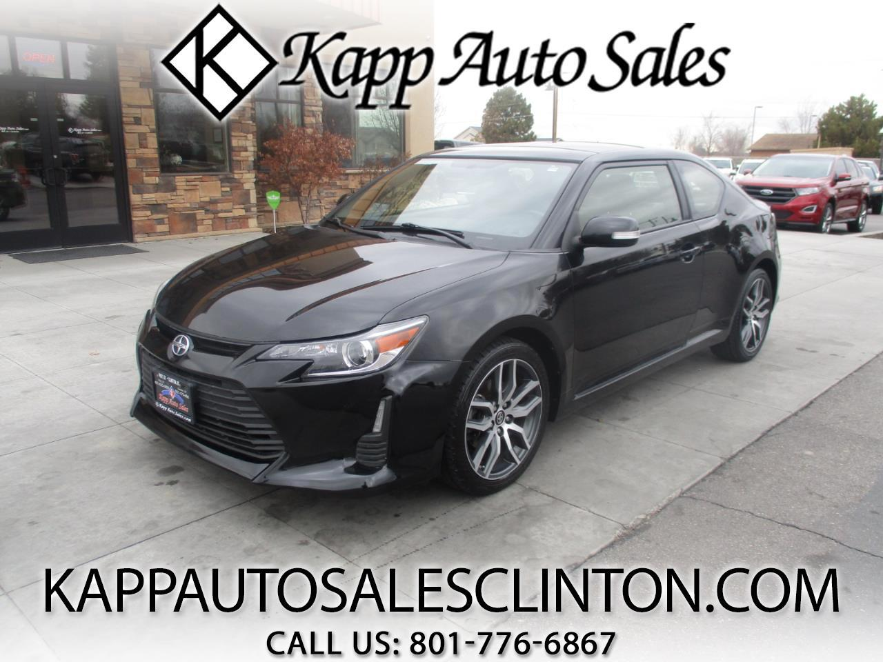 Scion tC 2dr HB Auto (Natl) 2016