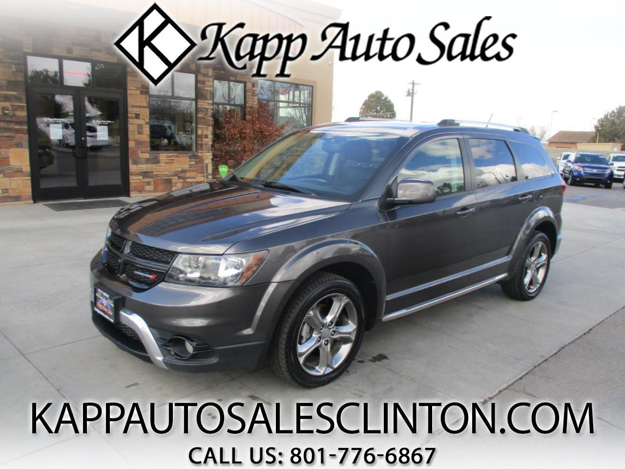 Dodge Journey AWD 4dr Crossroad Plus 2016