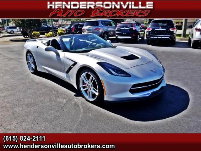 2014 Chevrolet Corvette Stingray Z51 2LT Convertible