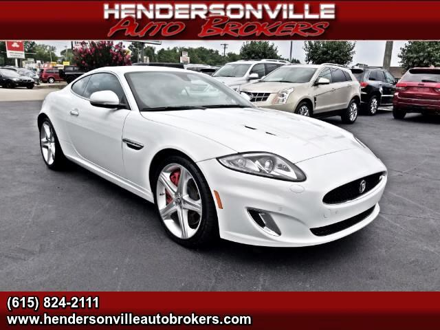 2013 Jaguar XKR SuperCharged