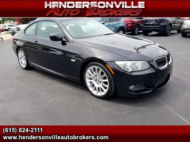 2011 BMW 3-Series 328i M Sport Coupe.