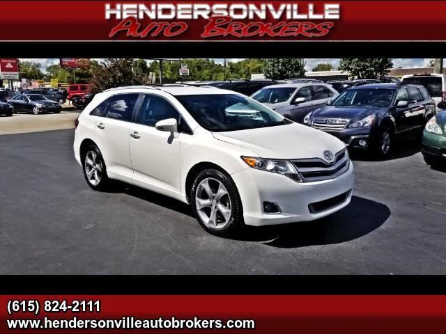 2013 Toyota Venza XLE V6 FWD