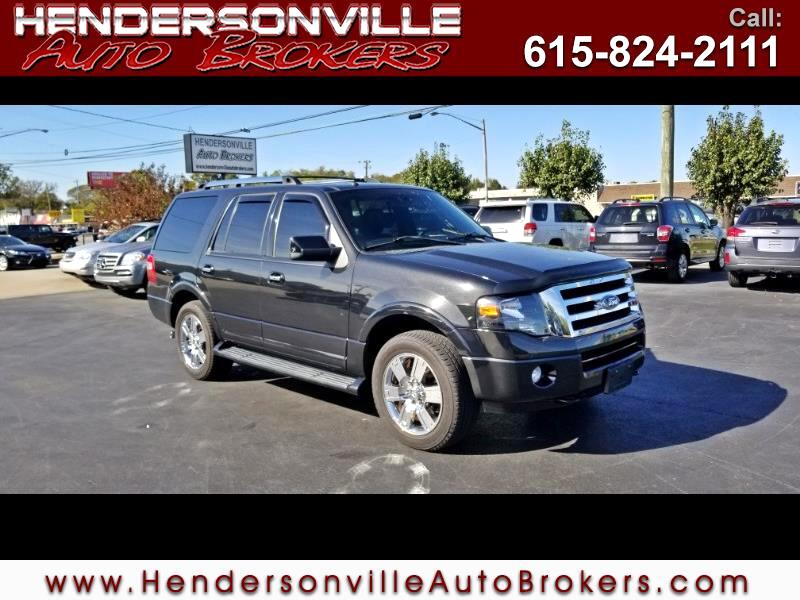 2012 Ford Expedition Limited 4WD