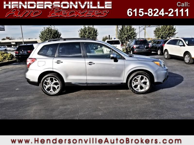 2015 Subaru Forester 2.5 XT Limited