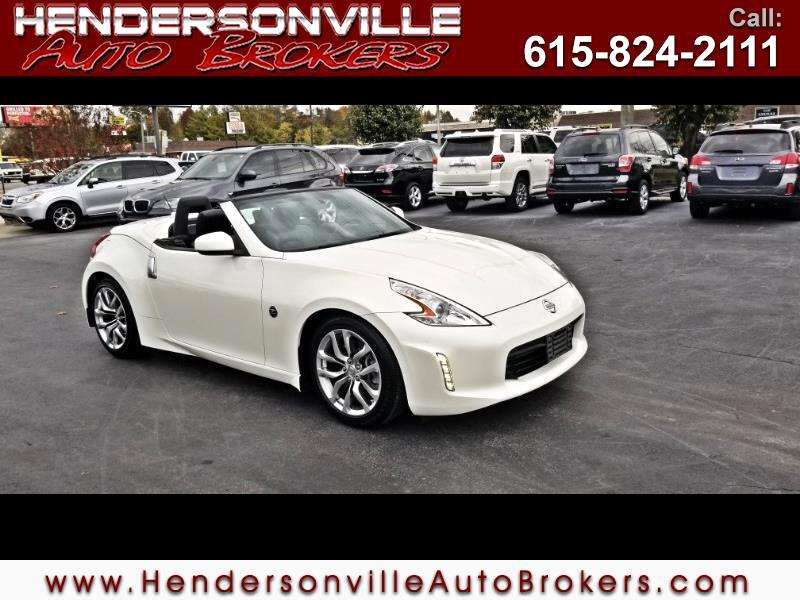 2014 Nissan Z 370Z Roadster Touring 7AT