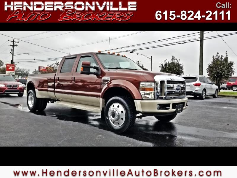 2008 Ford F-450 SD King Ranch