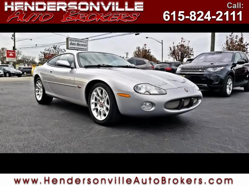 2002 Jaguar XK-Series XKR Coupe