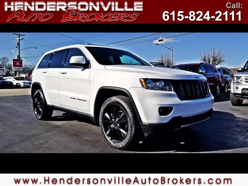 2013 Jeep Grand Cherokee Laredo High Altitude 4WD
