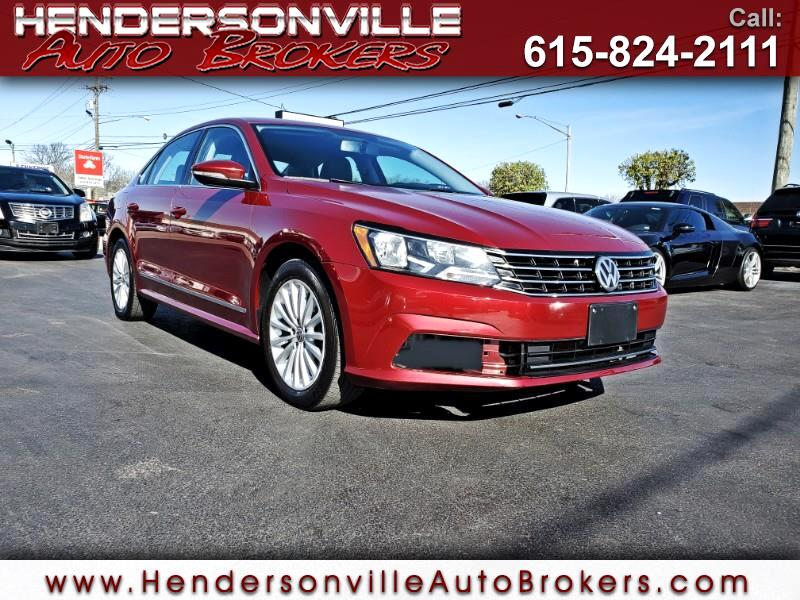 2016 Volkswagen Passat 1.8T SE AT