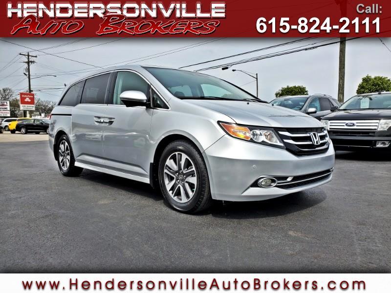 2014 Honda Odyssey 5dr Touring