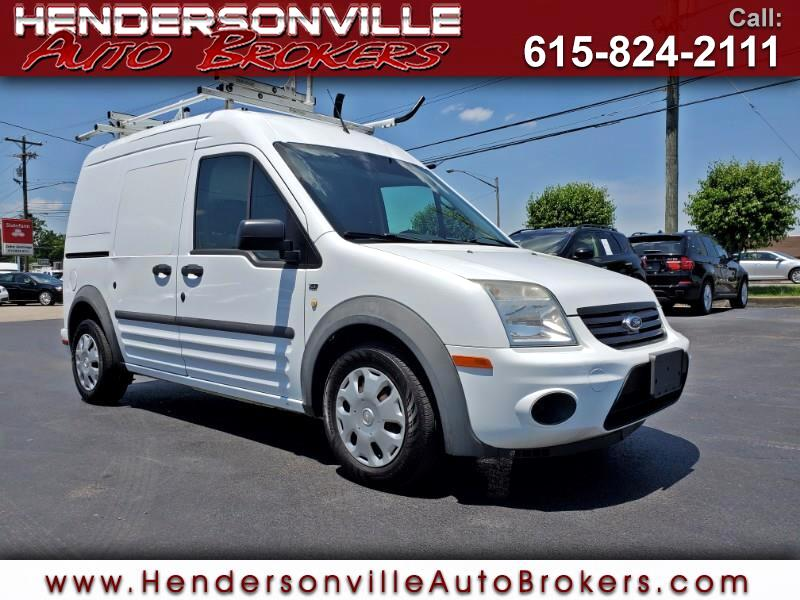 """2012 Ford Transit Connect 114.6"""" XLT w/o side or rear door glass"""