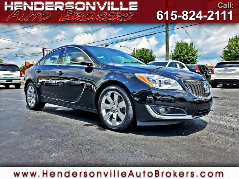 2015 Buick Regal 4dr Sdn Turbo Premium 1