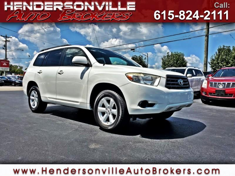 2010 Toyota Highlander FWD 4dr L4  Base (Natl)