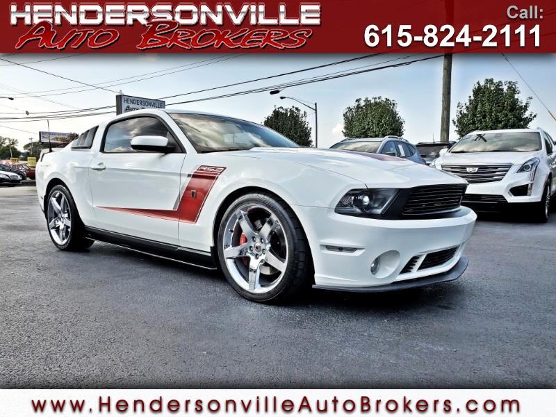2012 Ford Mustang Roush Coupe Stage 3  RS3