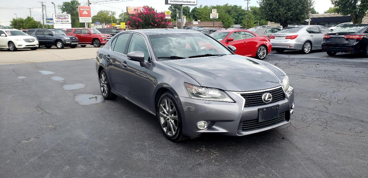Used 2013 Lexus GS 350 4dr Sdn AWD for Sale in Hendersonville TN 37075  Hendersonville Auto Brokers