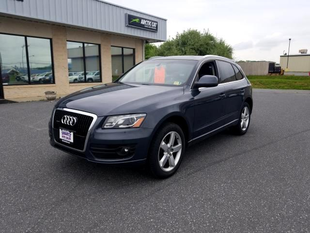 2009 Audi Q5 3.2 quattro Premium